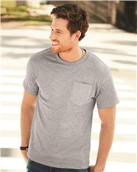 Alstyle Classic Pocket Tee