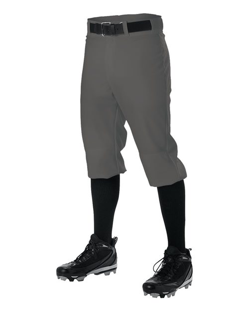 Alleson Athletic A00029 Baseball Knicker Pants Model Shot