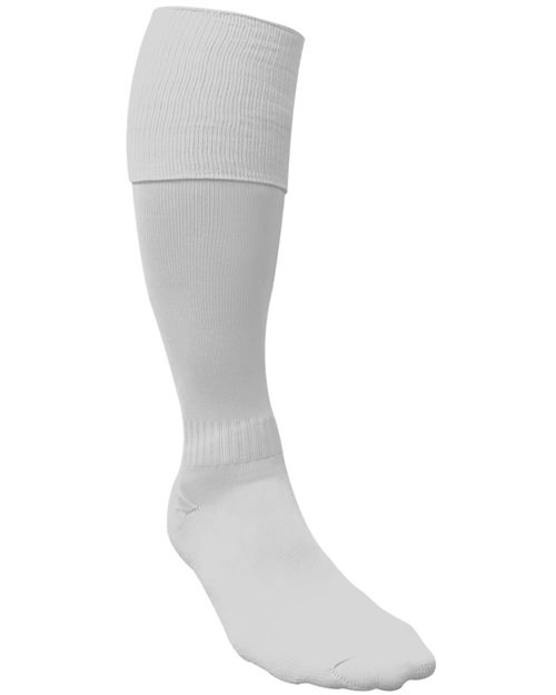 Alleson Athletic A00098 Intermediate Soccer Socks Model Shot