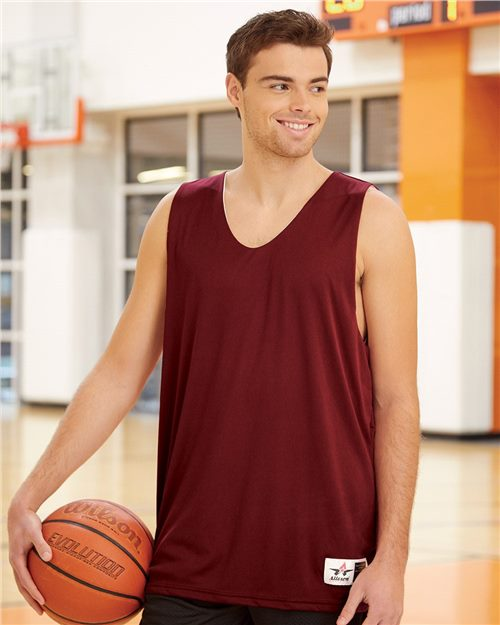 Alleson Athletic A00119 Reversible Tank Model Shot